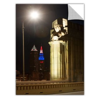 Cody York 'Cleveland 6' Removable Wall Art Graphic