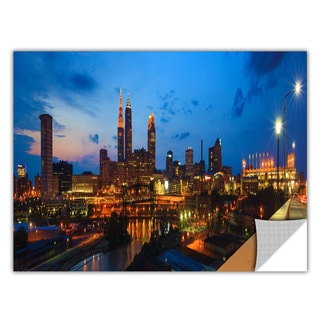 Cody York 'Cleveland 8' Removable Wall Art Graphic