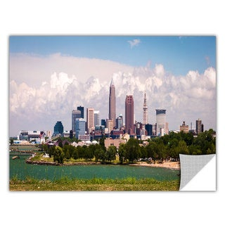 Cody York 'Cleveland Pano 2' Removable Wall Art Graphic