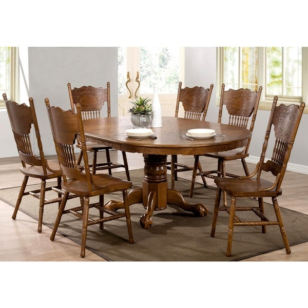Bologna Windsor Country Dining Set - Free Shipping Today - Overstock ...