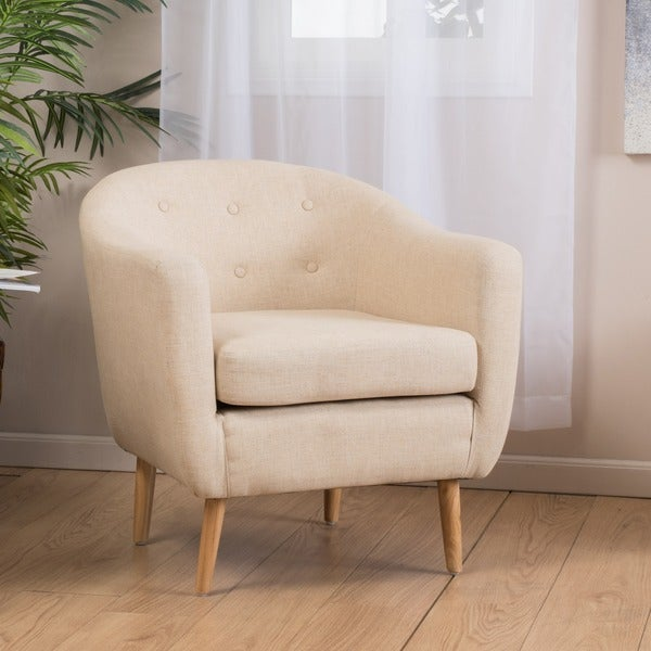 Metropolitan Club Mid-century Style Chair by Christopher Knight Home