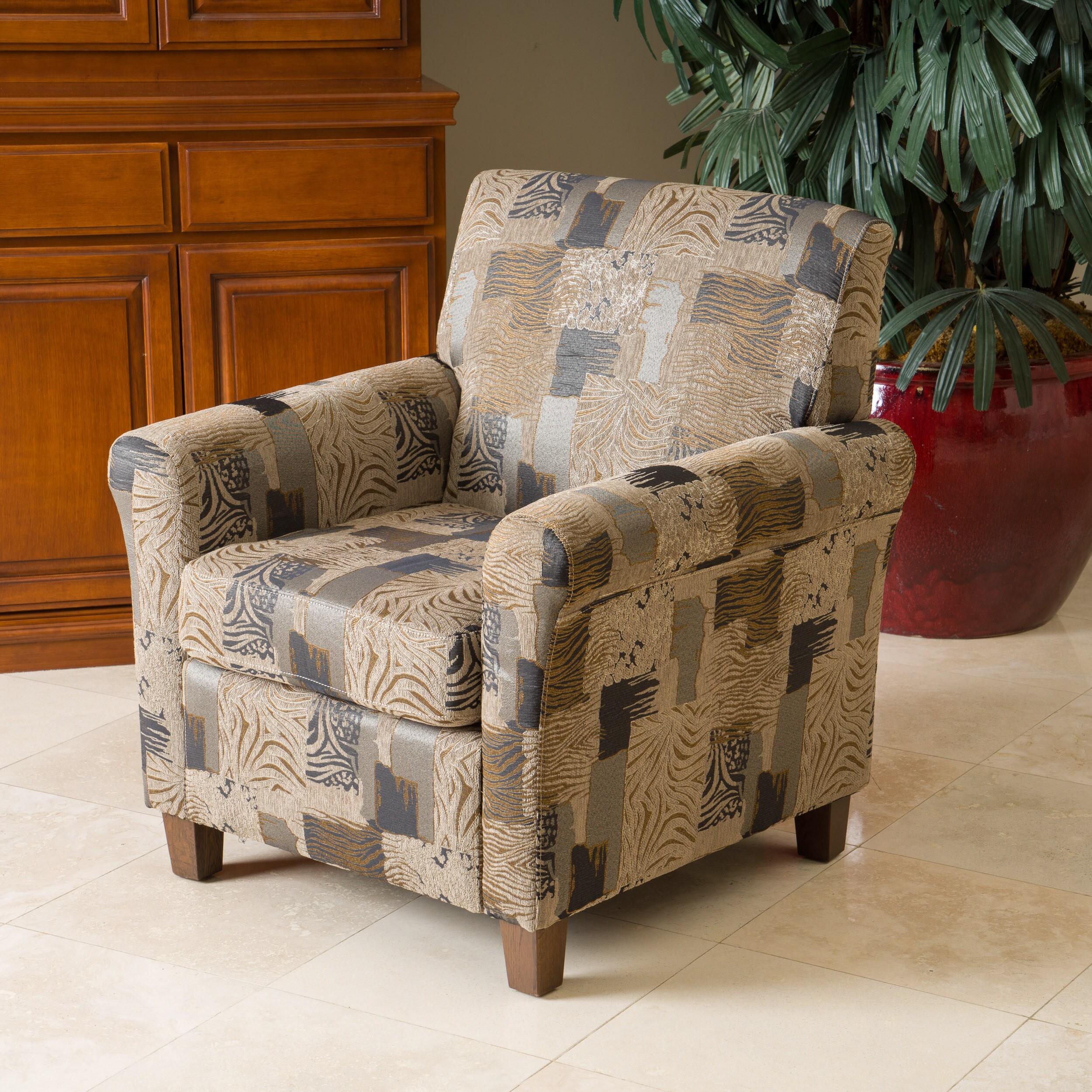 Brunswick Club Chair by Christopher Knight Home (Brunswic...
