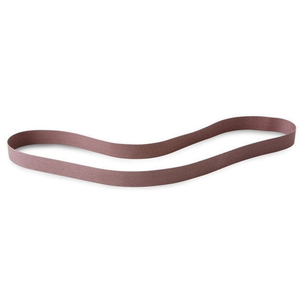 "Hireko Red Egyptian Cloth Ferrule Dressing Belt (42"" x 1"")"