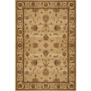 Home Dynamix Triumph Collection Traditional (7'9 X 10'2) Machine Made Polypropylene Area Rug