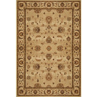 Home Dynamix Triumph Collection Traditional Machine Made Polypropylene Area Rug - 7'9 X 10'2