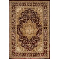 Home Dynamix Triumph Collection Traditional Area Rug (5'2 x 7'6)