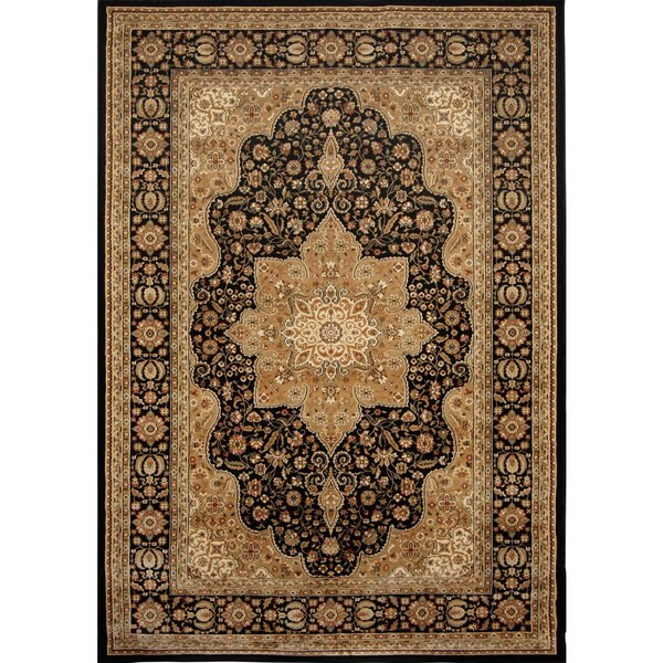 Home Dynamix Triumph Collection Traditional Area Rug (7'9X10'2)
