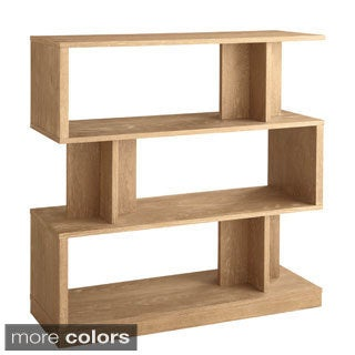 Wooden 5 Tier Corner Bookshelf