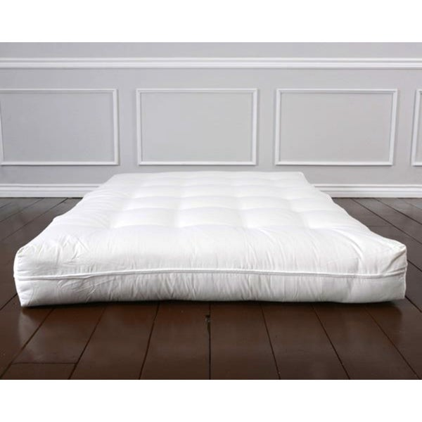 Sofa Bed Latex Mattress: Shop Sublime All Natural Latex Queen Mattress Futon