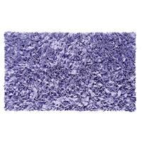 Shaggy Raggy Lavender Area Rug - 2'8 x 4'8