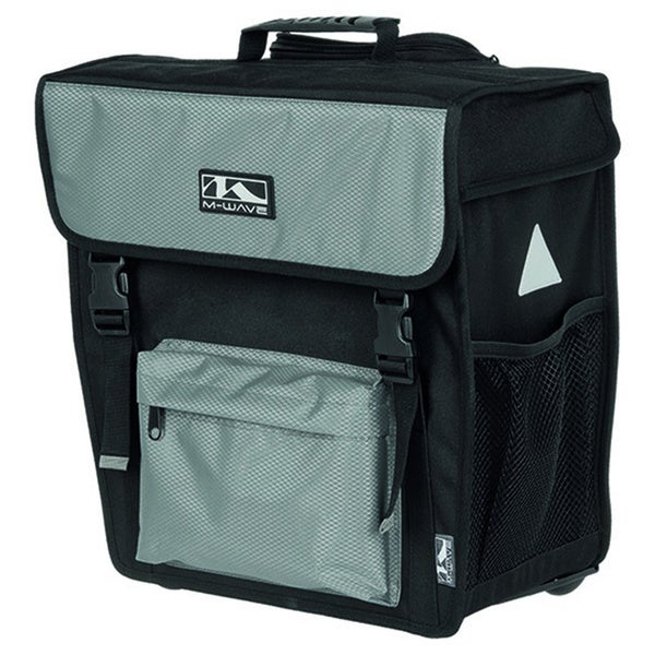 Amsterdam Single Side Bicycle Pannier Bag and Rollerbag