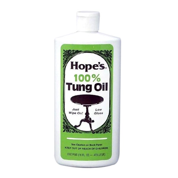 Hope Company Household Cleaning 100 Percent Tung Oil
