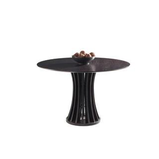 Sunpan 'Ikon' Aziz Round Espresso Dining Table