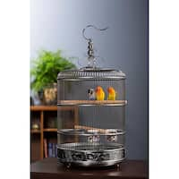 Prevue Pet Products Empress Stainless Steel Bird Cage