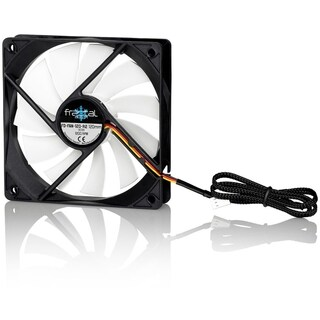 Fractal Design Silent Series R2 120mm Cooling Fan White