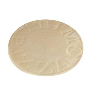 Primo 16-inch Natural Finish Baking Pizza Stone