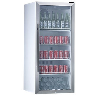 EdgeStar 8.6 Cu. Ft. Commercial Beverage Merchandiser Sold by Living Direct