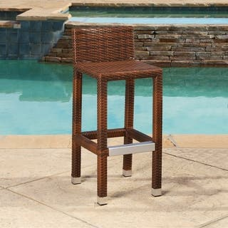 Riviera 30 Inch Acacia Wood Barstools By Christopher
