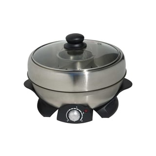 SPT Multi-Cooker Shabu-Shabu and Grill