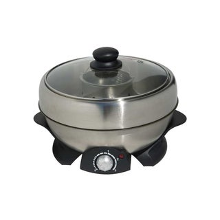 SPT Multi-Cooker Shabu-Shabu and Grill