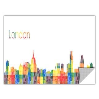 Revolver Ocelot 'London' Removable Wall Art Graphic