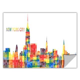 Revolver Ocelot 'New York City' Removable Wall Art Graphic