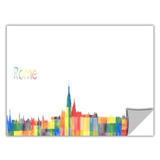 Revolver Ocelot 'Rome' Removable Wall Art Graphic