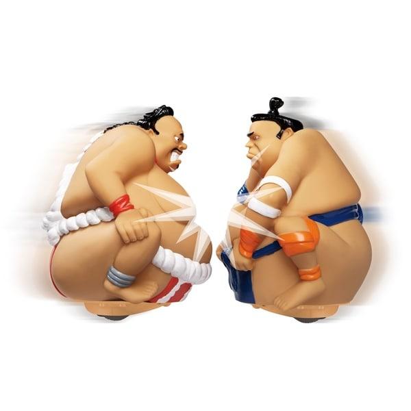 Black Series Remote Control Sumo King Wrestlers