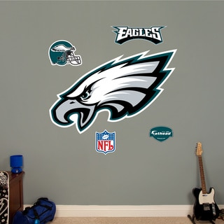 Fathead Philadelphia Eagles Logo Wall Decal
