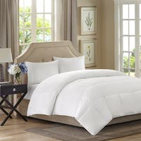 Sleep Philosophy All-season 2-layer Removable Down Alternative Hypoallergenic Comforter