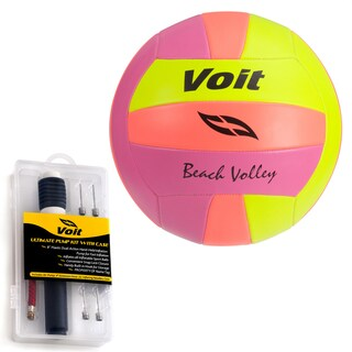 Voit Neon Volleyball with Ultimate Inflating Kit|https://ak1.ostkcdn.com/images/products/9252354/P16417843.jpg?_ostk_perf_=percv&impolicy=medium
