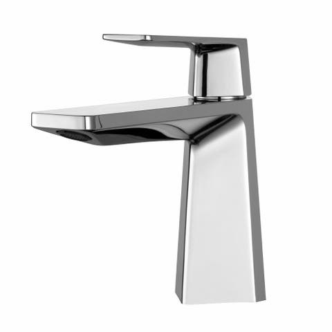 Kraus KEF-15301 Aplos Single Hole Single-Handle Bathroom Basin Faucet
