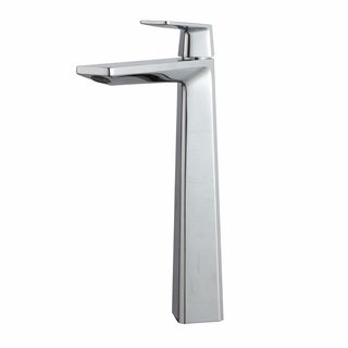 KRAUS Aplos Single Hole Single-Handle Vessel Bathroom Faucet