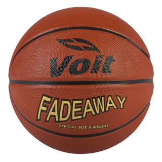Voit Fadeaway Size 7 Rubber Basketball