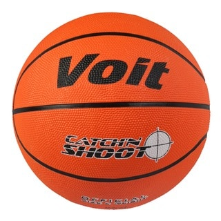 Voit Catch and Shoot Size 7 Rubber Basketball