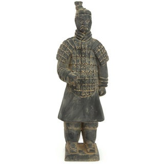 14-inch Xi'an Terracotta Warrior Statue (China)