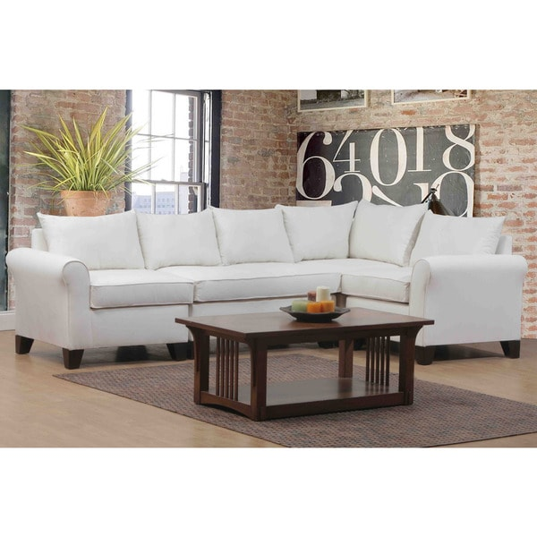 Belle Meade 4-piece Sectional  sc 1 st  Overstock.com : 4 piece sectional - Sectionals, Sofas & Couches