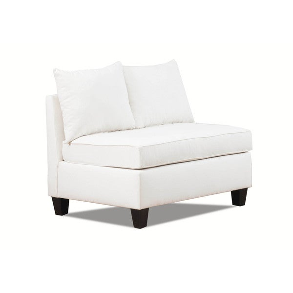 Shop Belle Meade Armless Loveseat Free Shipping Today