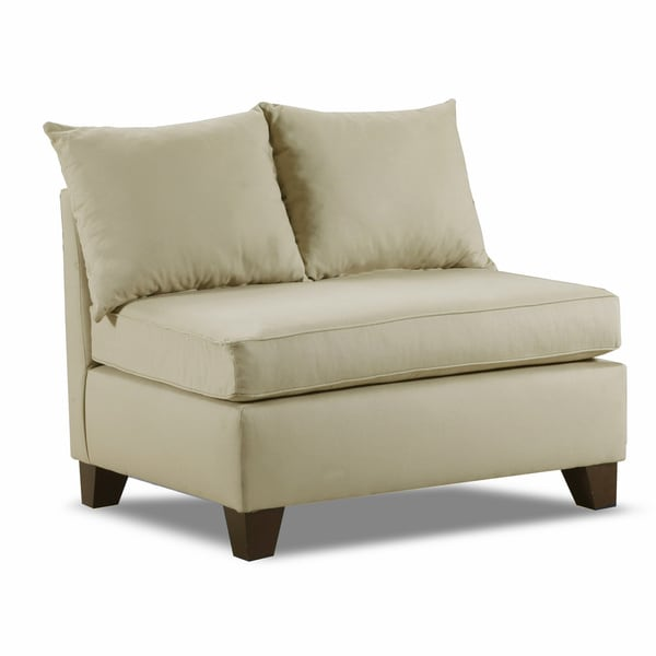 belle meade armless loveseat free shipping today