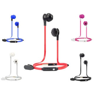 iPanda In-ear IV5 Headset with In-line Mic