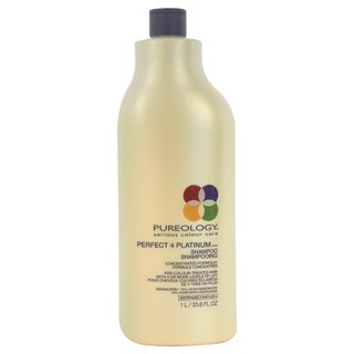 Pureology Perfect 4 Platinum 33.8-ounce Shampoo