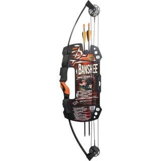 Barnett Buck Commander Banshee Junior Archery Set
