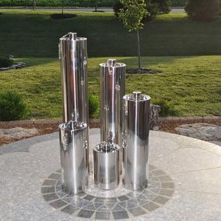 Manhattan Pillar Torch Series