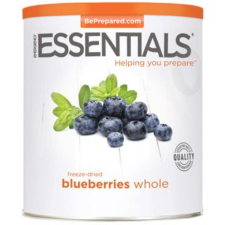 Emergency Essentials Freeze-dried Whole Blueberries