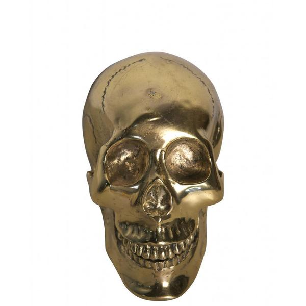 Mysterious Decorative Large Skull