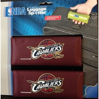 NBA Cleveland Cavaliers Luggage Spotter (Set of 2)