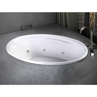Clarke Products W3858C 01CMH Concentra 1 Whirlpool Tub