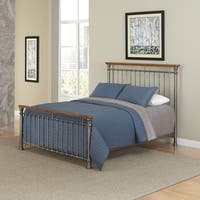 The Orleans Bed by Home Styles