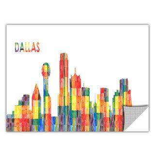 Revolver Ocelot 'Dallas' Removable Wall Art Graphic