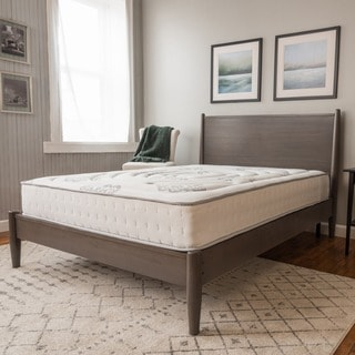 PostureLoft Lauren Hybrid 10.5-inch Cal-King-size Foam and Innerspring Mattress